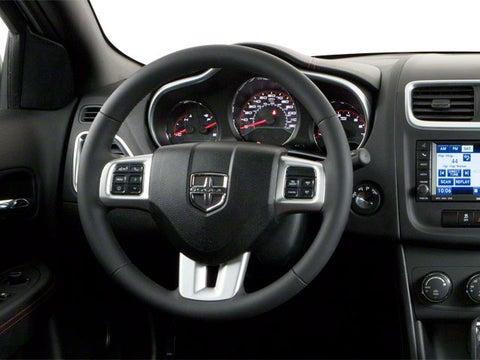 2011 Dodge Avenger Heat