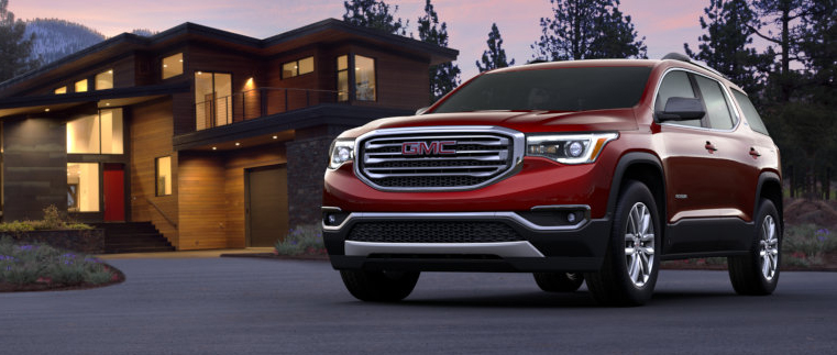 Few Second Generation Vehicles Will See Such A Radical Facelift As The Exciting New 2017 Gmc Acadia Engineers Utilized Methods To Create High Strength